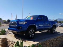 2017 Toyota Tacoma Access Cab TRD SPORT