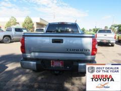 2017 Toyota Tundra Double Cab SR5
