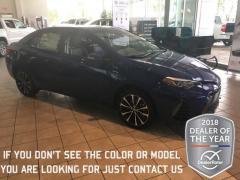 2019 Toyota Corolla 4D SE Car
