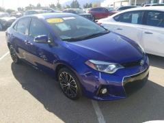 2015 Toyota Corolla 4D S Plus Car