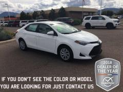 2019 Toyota Corolla 4D LE Car