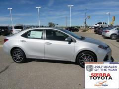 2017 Toyota Corolla 4D 50th Anniversary Special Edition Car