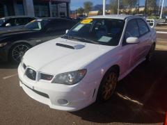2006 Subaru Impreza Sedan 4D WRX STi Car