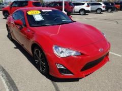 2015 Scion FR-S 2D 2DR CPE AT Car