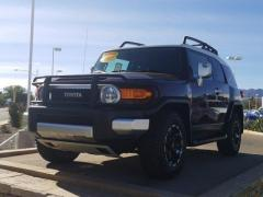2007 Toyota FJ Cruiser 4DR 4WD AT