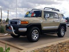 2014 Toyota FJ Cruiser 4DR 4WD AT