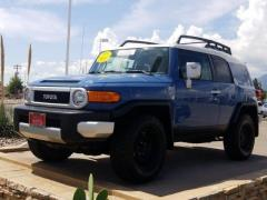 2011 Toyota FJ Cruiser 4DR 4WD AT