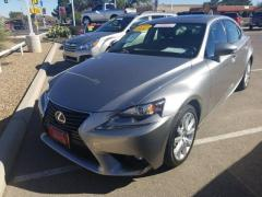 2016 Lexus IS 200t 4D 4DR SDN IS TURBO Car