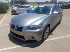2015 Lexus GS 350 4D 4DR SDN RWD Car
