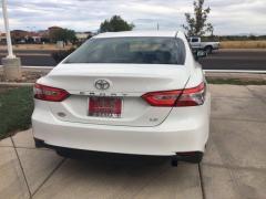 2018 Toyota Camry 4D LE Car
