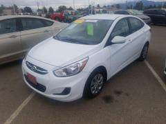 2017 Hyundai Accent 4D SE Car