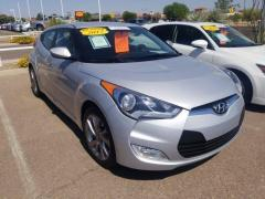 2017 Hyundai Veloster 3DR CPE DUAL CLUT