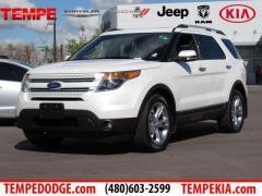 12 Ford Explorer Limited