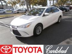 15 Toyota Camry LE