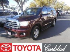 08 Toyota Sequoia Ltd