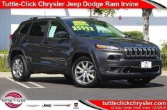 18 Jeep Cherokee Limited