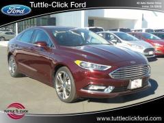 17 Ford Fusion Titanium