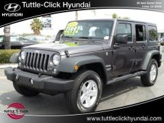 16 Jeep Wrangler Unlimited Willys Wheeler