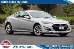 16 Hyundai GENESIS COUPE 3.8L BASE