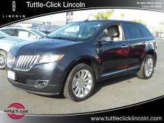13 Lincoln MKX