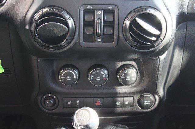 2017 Jeep Wrangler JK Smoky Mountain