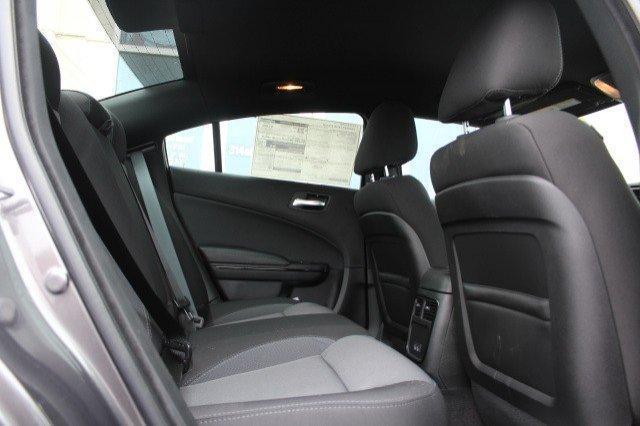 2018 Dodge CHARGER SXT RWD
