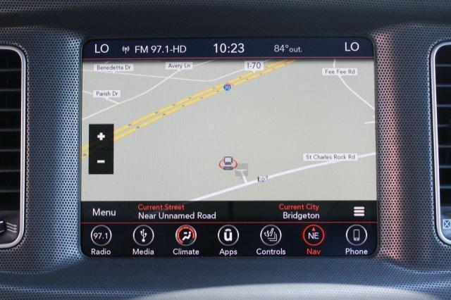 2018 Dodge CHARGER SXT PLUS RWD - LEATHER