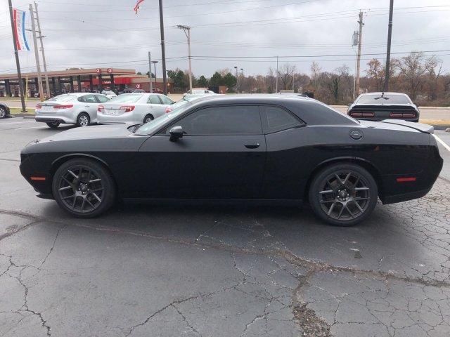 2017 Dodge CHALLENGER T/A PLUS