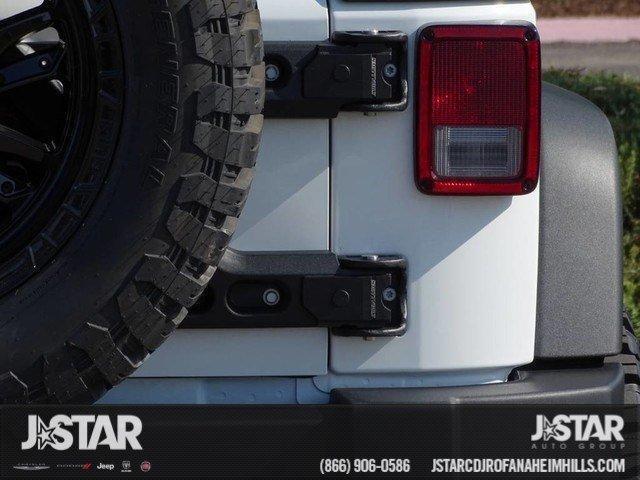 2017 Jeep WRANGLER SPORT S 4X4
