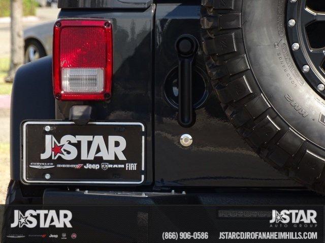 2017 Jeep WRANGLER UNLIMITED RUBICON 4X4