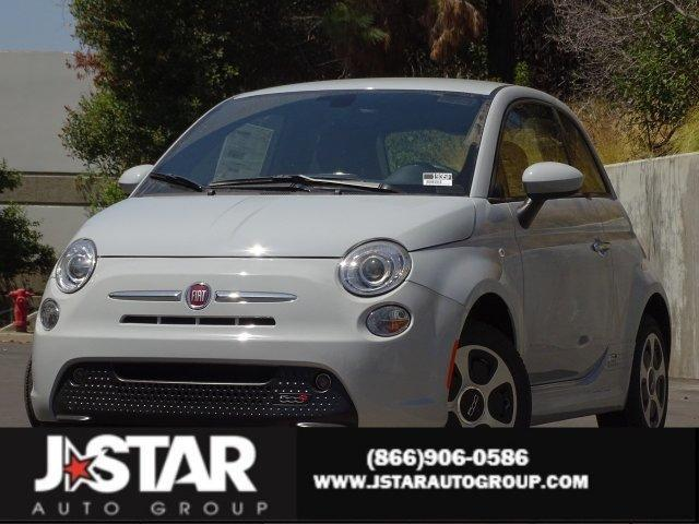 2017 FIAT 500E (AVAILABLE ONLY IN CA AND OR)
