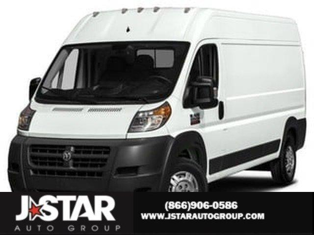 2017 RAM PROMASTER 3500 CARGO VAN HIGH ROOF 159 WB EXT