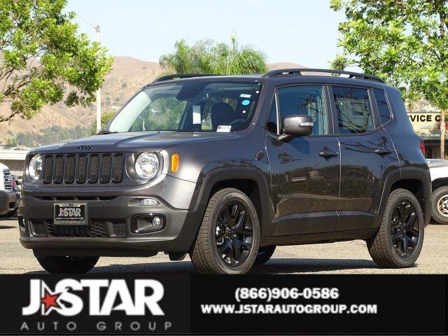2017 Jeep RENEGADE ALTITUDE 4X2