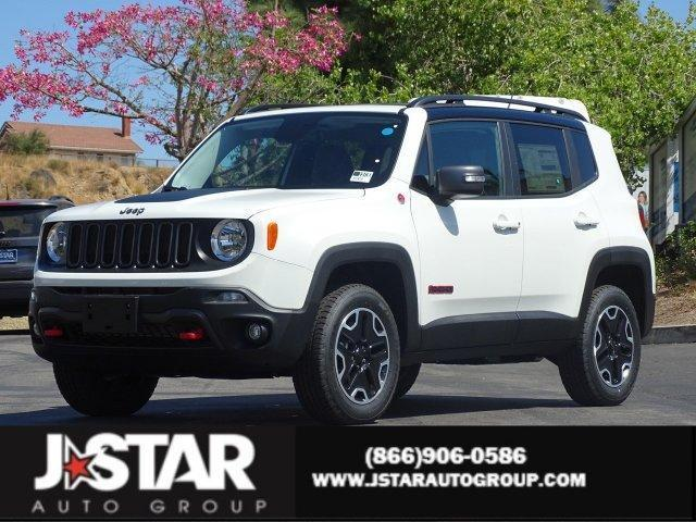 2017 Jeep RENEGADE TRAILHAWK 4X4