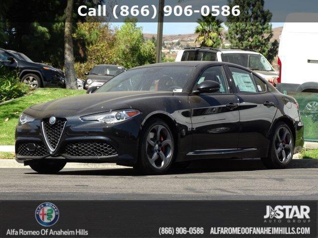 2017 Alfa Romeo GIULIA RWD
