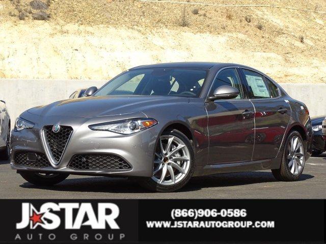 2017 Alfa Romeo GIULIA Ti RWD