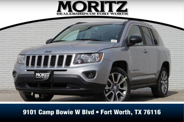 2017 JEEP COMPASS SPORT SE FWD