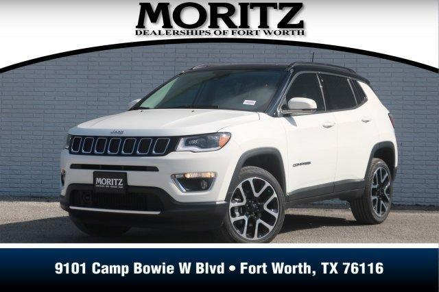 2017 JEEP NEW COMPASS COMPASS LIMITED 4X4