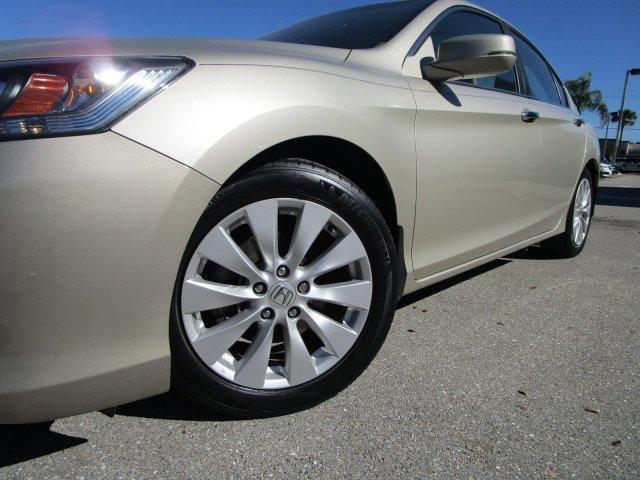 2013 Honda Accord Sdn EX