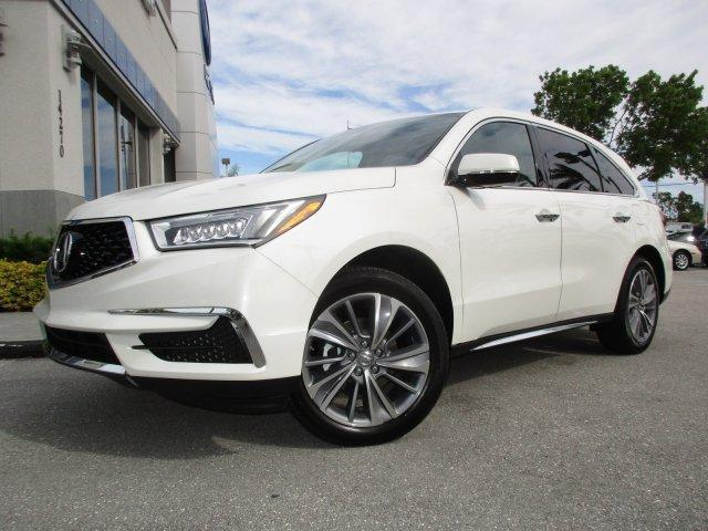 2019 Acura MDX w/Technology Pkg