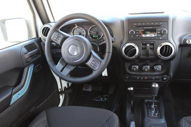 2017 Jeep WRANGLER RUBICON 4X4