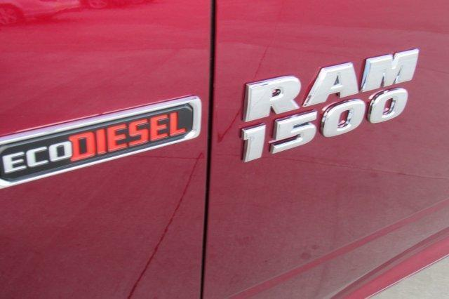 2017 Ram 1500 BIG HORN CREW CAB 4X4 5'7 BOX