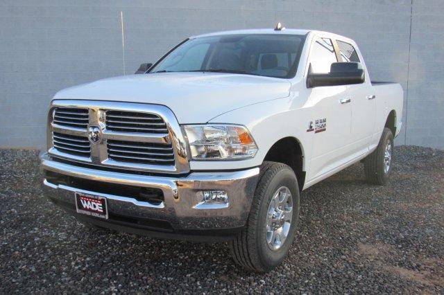 2017 RAM 2500 BIG HORN CREW CAB 4X4 6'4 BOX
