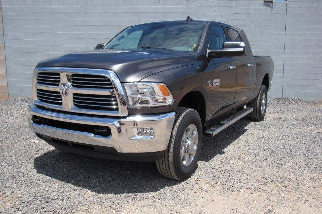 2017 RAM 2500 BIG HORN MEGA CAB 4X4 6'4 BOX