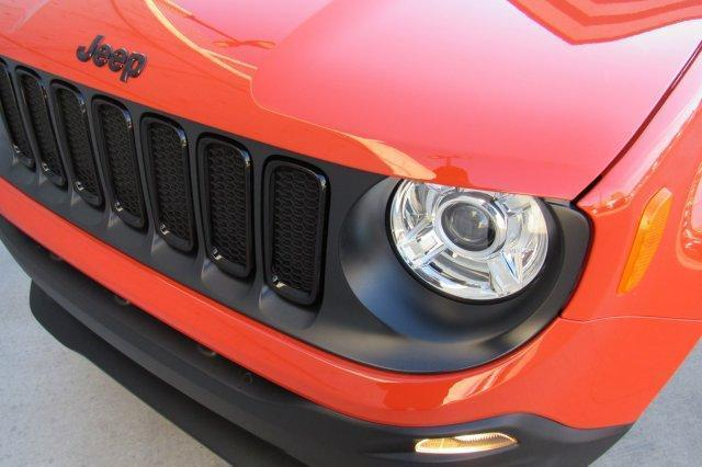 2017 Jeep RENEGADE ALTITUDE 4X4