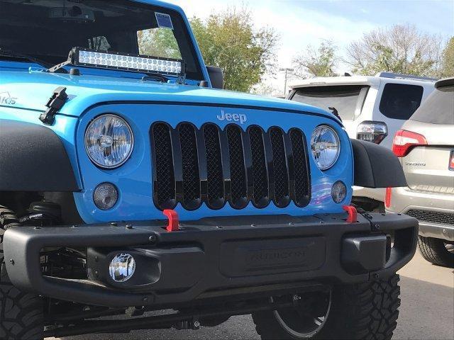 2017 Jeep Wrangler JK Sport
