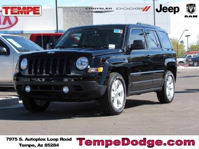 2016 JEEP PATRIOT SPORT FWD