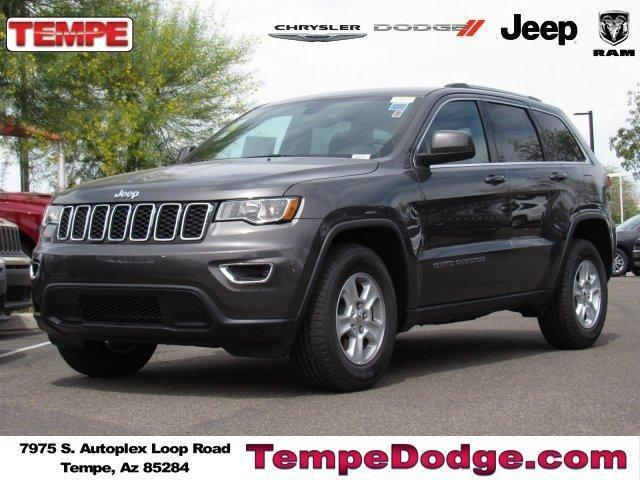 2017 JEEP GRAND CHEROKEE LAREDO E 4X2