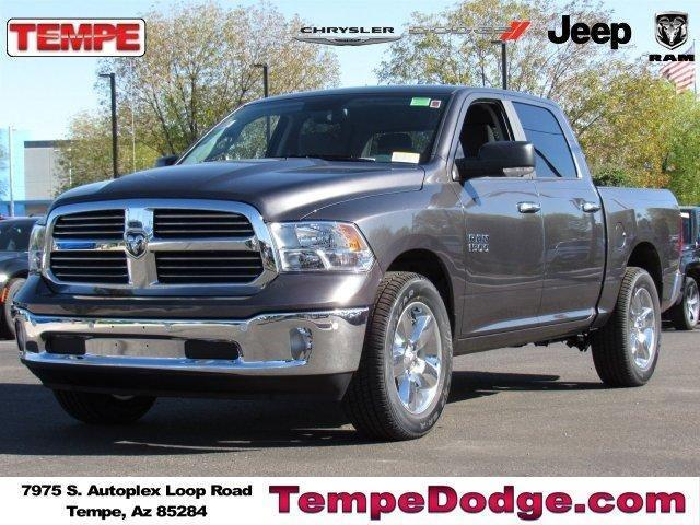2017 RAM 1500 BIG HORN CREW CAB 4X2 5'7 BOX
