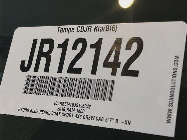 2018 Ram 1500 SPORT CREW CAB 4X2 5'7 BOX